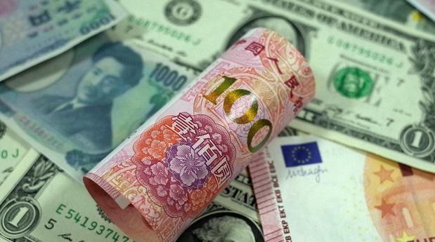 人民币国际化指数五年增长逾十倍 两年内有望成全球第三大货币