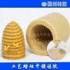 厂家定制各种工艺蜡烛欧式蜡烛硅胶模具|莲花蜡烛模具硅胶