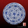 陶瓷大盘设计 纪念盘厂家定制