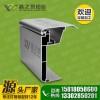 供应拉布灯箱铝型材 LB-90120H户外大型拉布灯箱铝型材