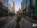 暴乱的代价:香港第三季经济数据十年来最差