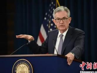 美国10月财政赤字1345亿美元 比2018年同期增33.8%