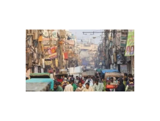 财经观察:新冠疫情冲击下印度经济增速将持续放缓