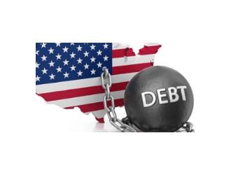美国4月份预算赤字7379亿美元;预估7370亿美元