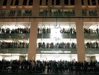 苹果:全球范围内近100家商店已重新开放