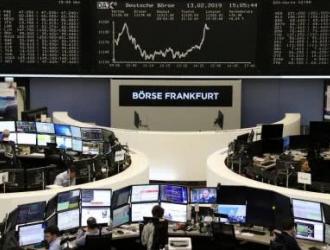 企业财报强劲推动欧股收涨1%,玛莎百货飙升近11%