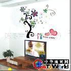 阿里巴巴最低价 装饰组合贴、DIY墙贴、个性创意(TC--2073)