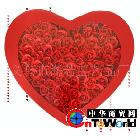情人节创意礼品批发100朵玫瑰香皂花礼盒