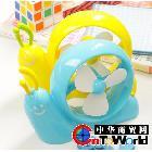 厂家直销创意迷你USB蜗牛风扇 夏天玩具 便携风扇 可爱桌面风扇