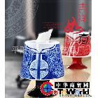 家居用品 台灯纸巾抽 纸抽 创意 纸巾盒 纸巾套