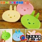 创意卡通皂盒 MOMO兔香皂盒/卡哇伊小兔肥皂盒韩国皂盘批发