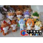 【厂家直销】2011新年礼品  玩具公仔 毛绒玩具创意家居礼品#