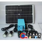 LED太阳能发电设备,家用太阳能照明发电机,太阳能照明系统