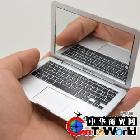 macbook air造型随身 创意mac苹果笔记本 化妆镜子