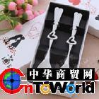 情人节礼品促销 新款高档白卡纸礼盒装卡通创意餐具情侣双勺