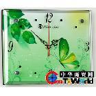 礼品钟 无框画时钟 创意家居挂钟