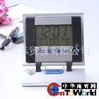 语音报时钟 闹钟 创意 盲人钟 电子钟 温度计 万年历 折叠台式钟
