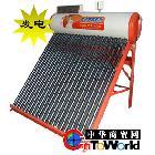 厂商直销太阳能热水器 太阳能发电热水器 太阳能设备
