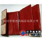 深圳厂家供应高档钱夹|PU皮质银包|仿真皮箱包